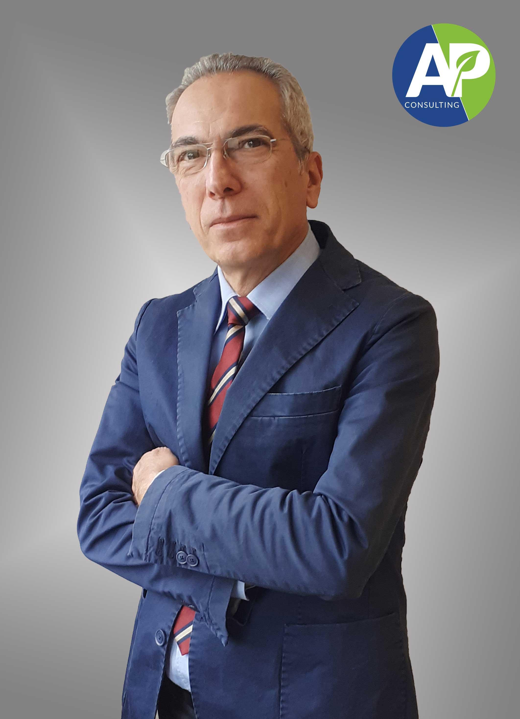 GIOVANNI FERRARI- Responsabile Commerciale AP Consulting srl